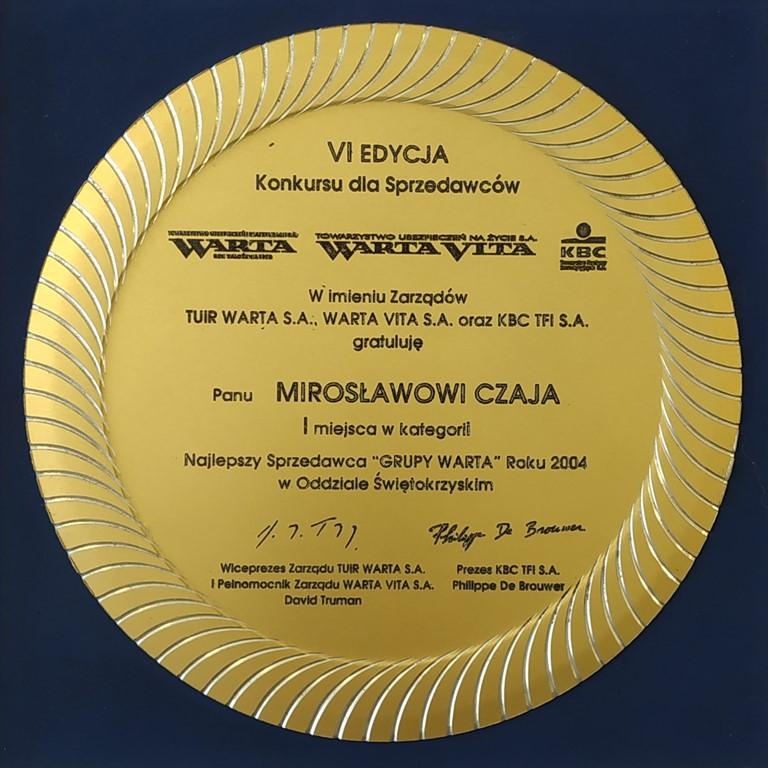 Nasza firma otrzymała wiele nagród iwyróżnień zaswoje osiągnięcia